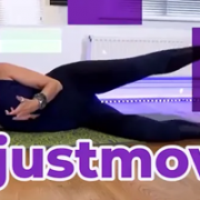 Pilates at home with Jo Tuffrey's Weekly Workout Club