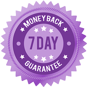 7 day moneyback guarantee for Jo's pilates at home program